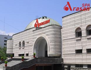 Посещение банного комплекса ArasanSpa со скидкой 40%!