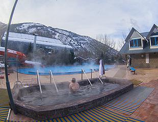 При каждом удобном случае – отправляйтесь в ТАУ SPA- center! Абонементы на целых 5 посещений любимого курорта со скидкой 40%!
