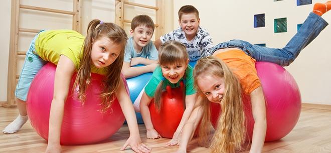 Как сделать детей в спорт 207