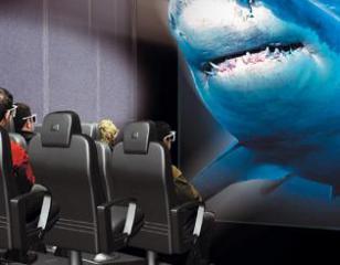 Испытайте самые невероятные эмоции в кинотеатрах 7D в ТРК Aport, Maxima и Mart! Скидка 50%на входной билет!