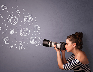 Начальный курс обучения фотоискусству от крупнейшей сети фотошкол SKY со скидкой 90%!
