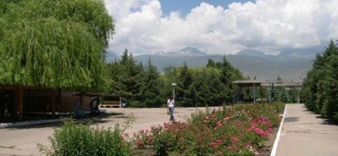 Путешествие на Иссык-Куль, 5