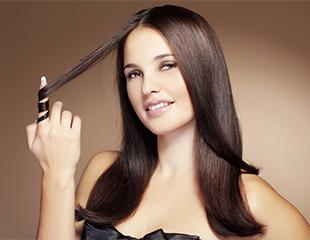 Уход за волосами! Кератиновое выпрямление и лечение волос Global Keratin, мелирование и окрашивание в салоне красоты Naturelle от мастера со стажем 25 лет. Скидка до 73%