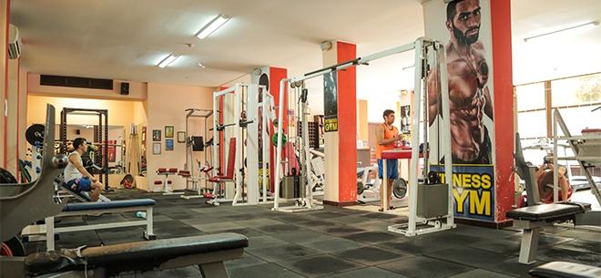 Сеть фитнес-заловFitness Gym, 2