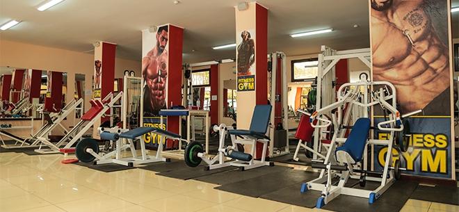 Сеть фитнес-заловFitness Gym, 4
