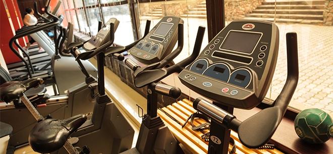 Сеть фитнес-заловFitness Gym, 5