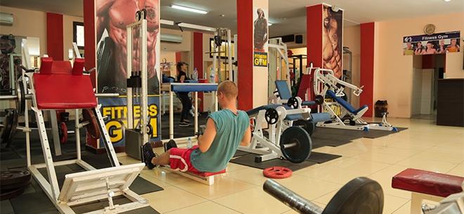 Сеть фитнес-заловFitness Gym, 6