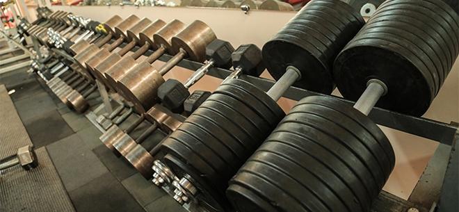 Сеть фитнес-заловFitness Gym, 7