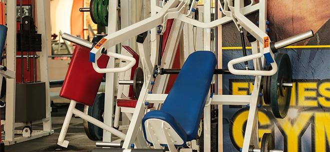 Сеть фитнес-заловFitness Gym, 8