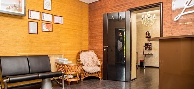 Салон Luxury в Жетысу-3, 4