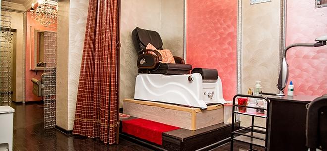 Салон Luxury в Жетысу-3, 6