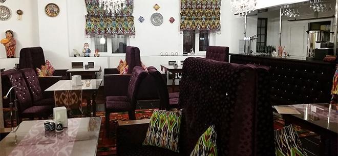 РесторанHayatLyazzati, 8