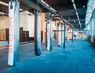 Сила воли – сила духа! Скидка 50% на 1 или 3 месяца посещения бойцовской зоны в спортивном клубеApelsin!