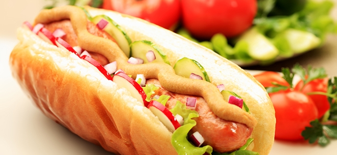 American Hot Dogs, 1