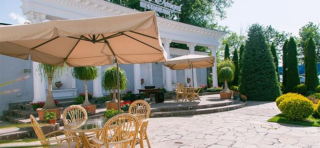РесторанKhan-Tengri, 8