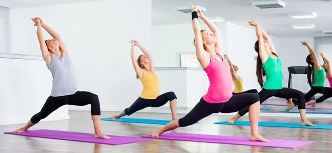 Йога-студия Shanti, 1