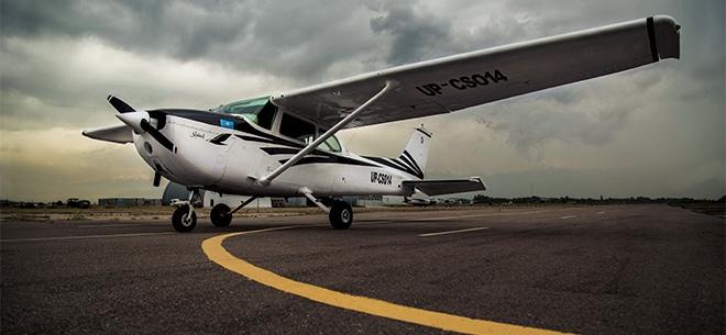 АвиакомпанияFalconAvia, 1