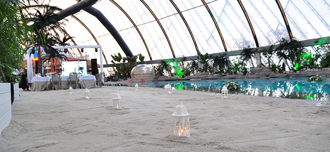 Sky Beach Club, 3