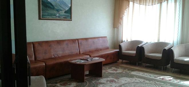 Гостиница Жайлау, 6