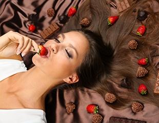 Осенняя коллекция шоколадного СПА! Восстановление после жаркого лета! SPA-программы для одного или двоих от массажного салона Гламурная Белка. Скидка до 59%
