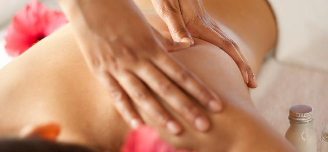 Профессиональный массаж, 2