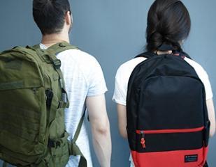 Для учебы, отдыха и походов! Удобные и вместительные рюкзаки со скидкой 50%: школьные, детские, водонепроницаемые!