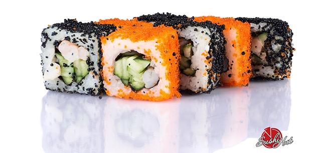 Sushi Hut, 6