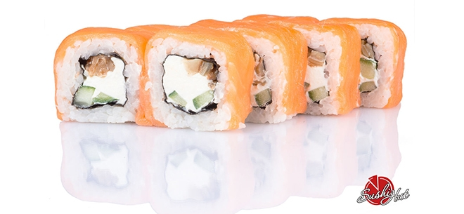 Sushi Hut, 9
