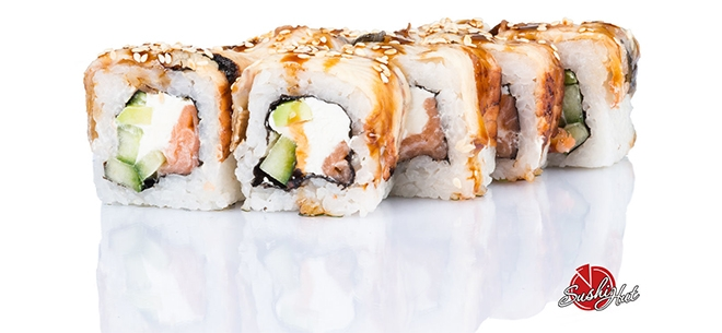 Sushi Hut, 8