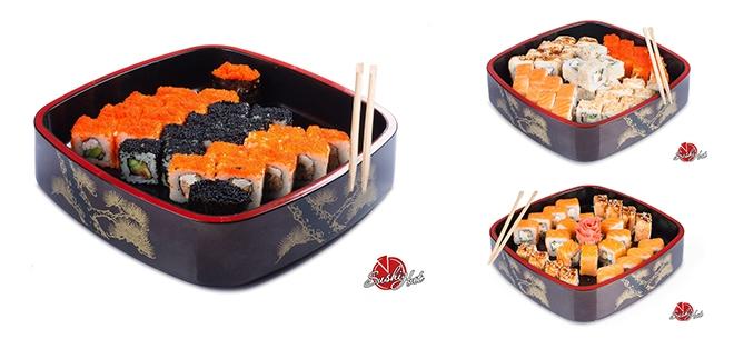 Sushi Hut, 2