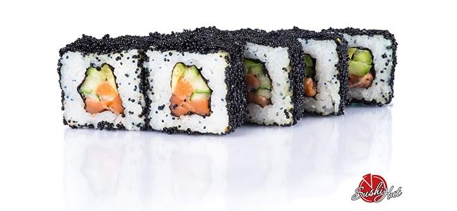 Sushi Hut, 4