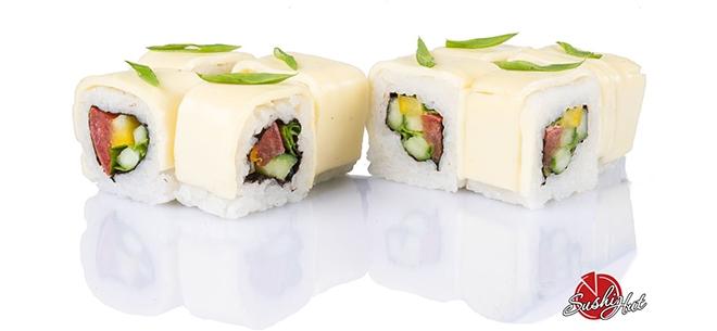 Sushi Hut, 5