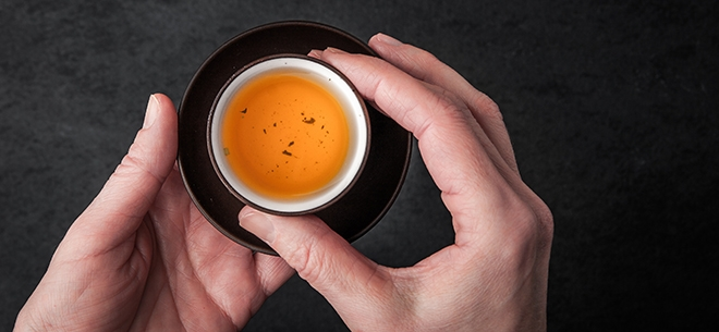 Большой выбор чая Улун, 2