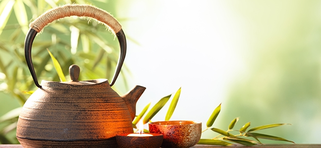 Большой выбор чая Улун, 3
