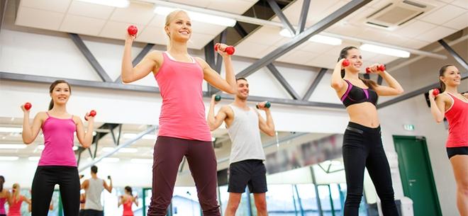 Фитнес-центр BelonLife, 1