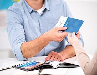 Путешествуйте по всему миру свободно! Оформление визы во все страны со скидкой до 60% от Professional Travel Service!
