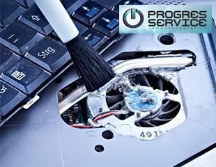 Ваш ноутбук работает как часы! Скидка63%начистку ноутбуков и MacBookвсервисном центреProgress Service!