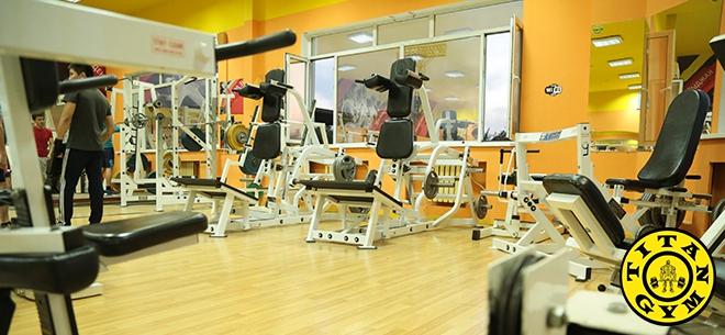Titan Gym, 2