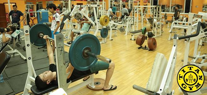 Titan Gym, 7