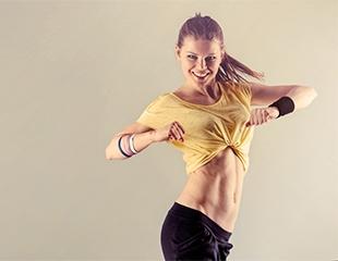 Прочувствуйте свое тело! Club Dance, Dance mix, Zumba fitness и стрип-пластика со скидкой 50% в студии Романа Лузанова!