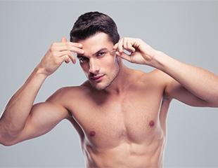 Деликатный уход для мужчин! Ультразвуковая или механическая чистка лица, а также шугаринг различных зон тела в центре SamalBeauty со скидкой до 72%!