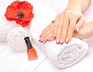 Наращивание ногтей: гелевое, акриловое или френч+ дизайн в салоне красоты Z-Viva со скидкой до 64%!
