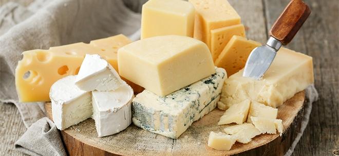 Приготовление сыра, 3