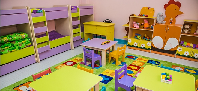 Детский сад Зере, 5