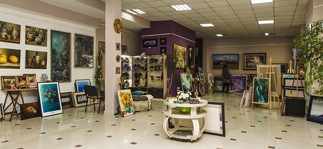 Arovana art gallery, 4