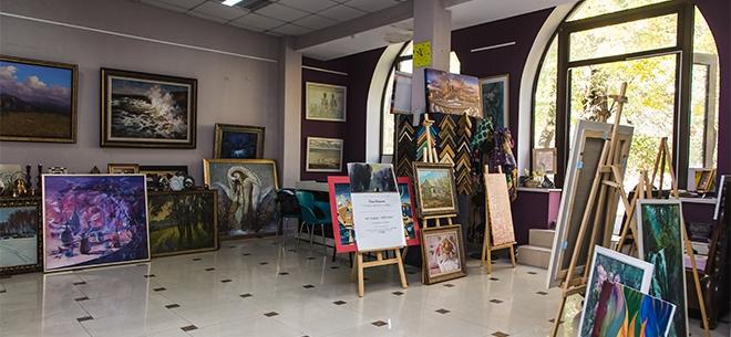 Arovana art gallery, 8