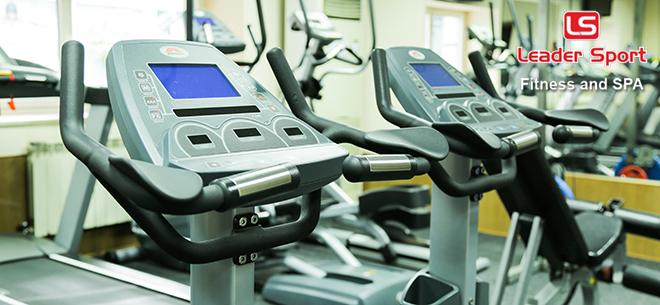 Leader Sport fitness club & SPA, 2