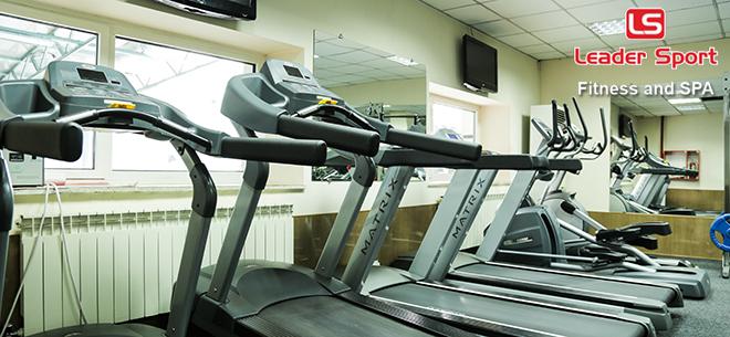 Leader Sport fitness club & SPA, 3