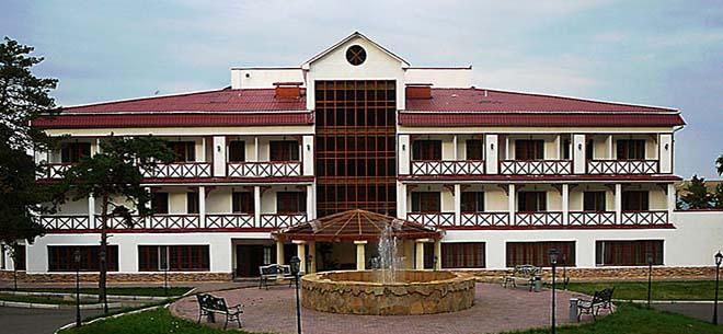 Парк-отель «Кокшетау», 3