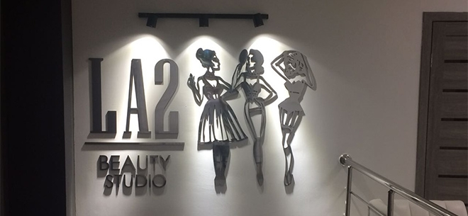LA2 beauty studio, 2